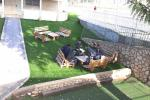 AMIT in Beersheva - Landscaping and Woodworking Project